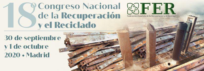 18 Congreso Nacional de la Recuperación y el Reciclado