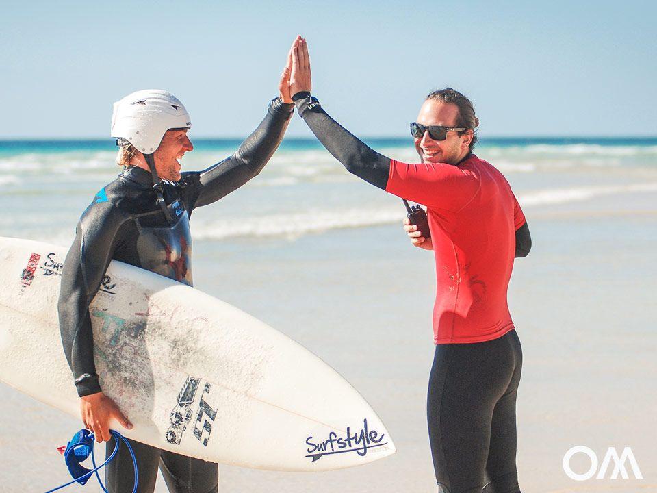 Otro modo escuela de surf