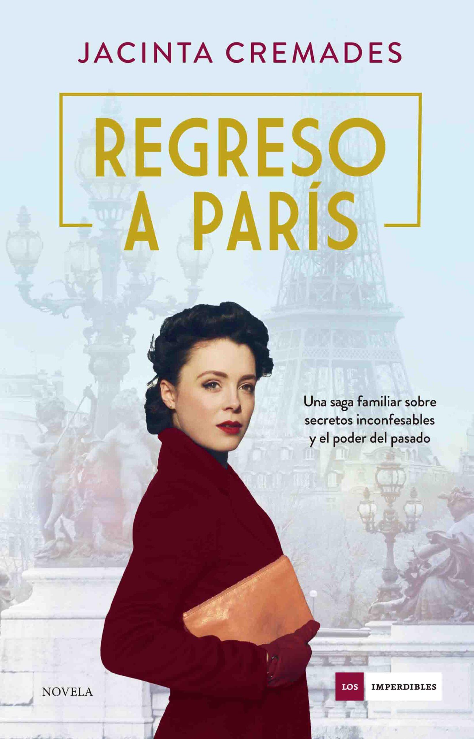 Regreso a Paris Jacinta Cremades
